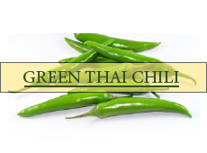 Fave Green Thai Chili