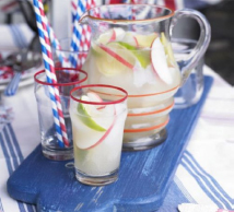Ginger Apple & Vanilla Punch Recipe